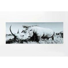 Πίνακας Glass Rhino Moose Art, Africa, Tapestry, Glass, Animals, Home Decor, Hanging Tapestry, Tapestries, Animales