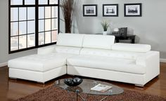 Hokku Designs Derrikke Tufted Sectional & Reviews | Wayfair Supply