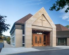 St. Mary Church | Peninsula Architects http://qoo.ly/d65tu