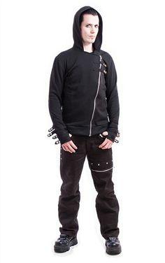 Mens Soulstar Sweatshirts Casual Unit 17 On Trend Streetwear Crew Neck Jumper