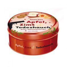 Krimi-Adventskalender Apfel, Zimt & Todeshauch jetzt im design3000.de Shop kaufen! Miss Marple lässt grüßen! Wem die besinnlichen Tage ein...