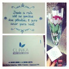 Ação Dia da Mulher - Clinika