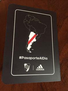 Pasaporte CARP ⚪️⚪️ #futbolriverplate