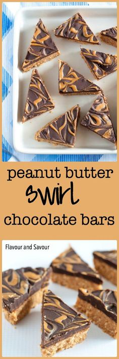 Got the munchies? These Grain-Free Peanut Butter Swirl Chocolate Bars will solve that problem. No-bake, ready in 20 minutes, easy to follow instructions to make the decorative swirl. Insanely delicious.