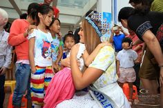 Miss World 2015 contestants visit Julia Morley's Orphanage #missworld #missworld2015