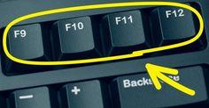 F1 à F12: Les utilités des touches de fonction que chacun devrait connaître