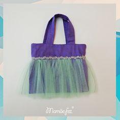 Bolsa infantil princesa Ariel