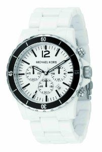 Michael Kors Men's MK8127 White Madison Chronograph Watch Michael Kors. $195.00