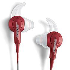 Bose SoundTrue In-Ear Headphones for iOS Models Cranberry http://ift.tt/2jnkB2p