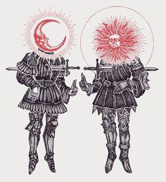 Tattoo Sketches, Tattoo Drawings, Art Drawings, Future Tattoos, Tattoos For Guys, Arte Dark Souls, Surreal Tattoo, Arte Obscura, Occult Art