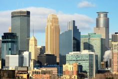 Minneapolis City Skyline by Jim Hughes Minneapolis City, Photo Online, Willis Tower, Travel Posters, Seattle Skyline, Minnesota, Skyscraper, Stock Photos, Gallery