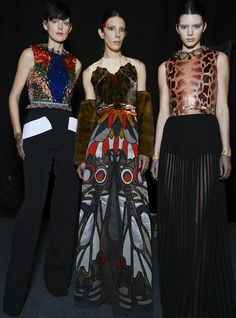 33d1db846ffa Givenchy - Women-Fall winter 2014 - Show collection Givenchy Paris