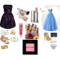prom2, created by #drue-young on #polyvore. #fashion #style #Topshop Two Lips