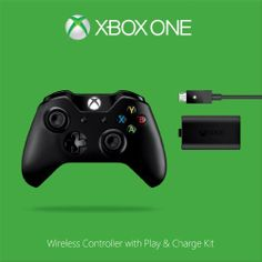 Xbox One Wireless Controller - Play & Charge Kit von Microsoft, http://www.amazon.de/dp/B00CM1KUHS/ref=cm_sw_r_pi_dp_eXBctb11RFE06