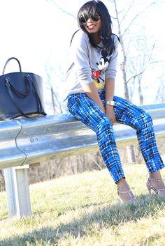 Black Style Blogger // Stella of Jadore-Fashion