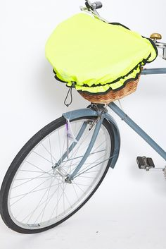 Georgia in Dublin – water proof bicycle basket covers Bicycle Basket, Bicycle Storage, Dublin, Georgia, Chair, Water, Design, Home Decor, Fashion