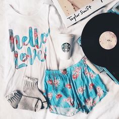 pajama party. by aeropostale