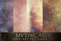Check out Mythical Fine Art Textures by 2 Lil Owls Studio on Creative Market