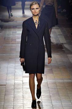 Lanvin Fall 2013 Ready-to-Wear Fashion Show - Magdalena Frackowiak