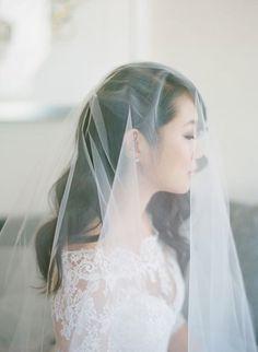 You've Never Seen a City Hall Wedding This Beautiful Hairdo Wedding, Short Wedding Hair, Wedding Hairstyles For Long Hair, Headpiece Wedding, Wedding Veils, Bridal Headpieces, Bridal Hair, Short Hairstyles, Wedding Dresses