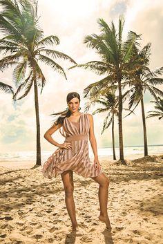 Campanha Alto Verão 2015, pela nossa Miss Brasil Melissa Gurgel.