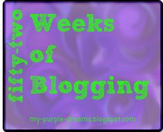 Blog adventure!