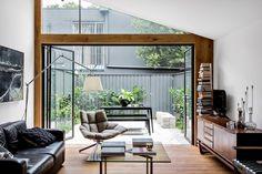 Terrace house in Paddington   COCO LAPINE DESIGN   Bloglovin'