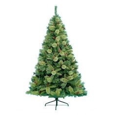 1.8m Norwegian Pine Tree