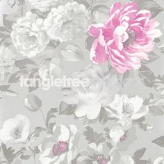 Roseus wallpaper from Designers Guild - P620/03 - Peony