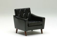 K60lobby chair_standard black