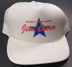 c9162ae56c4 I do not know Jim Owen or why this hat exists