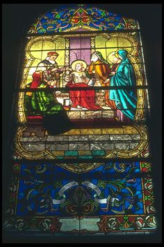 Famous Stain Glass Windows