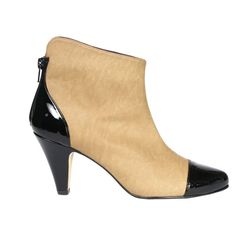 Colleen - Nude Faux Leather - NEW COLLECTION - Vegan Shoes, Vegetarian Shoes, Ethical and Stylish Footwear - Beyond Skin