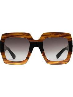 c5ae3d88afb Gucci Eyewear Square-frame Sunglasses - Farfetch Gucci Eyewear