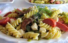 #LaReceta · Pasta con Salchichas y Setas | #Gastronomía
