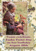 Tasha Tudor Day August 28