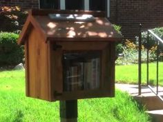 Little Free Library University City entry. To vote for this entry, like or repin #LFLFF