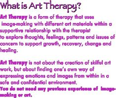 Description of Art Therapy