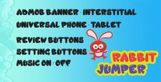 Rabbit Jumper . Description Rabbit Jumper is a addictive adventure game, the game is made by Buildbox . Please note that the BBdoc is not included.Features: