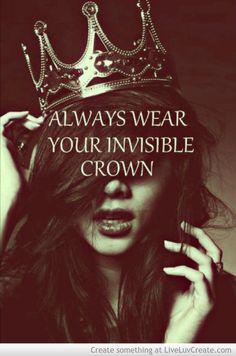 Wear it, girl!