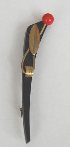Vintage 1930s 40s Brooches Jakob Bengel   eBay