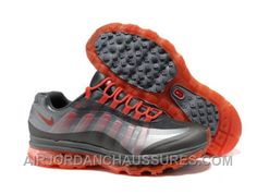 new style 0db76 2f489 Buy Womens Nike Air Max 95 360 Silver Smoke Deep Orange Super Deals from  Reliable Womens Nike Air Max 95 360 Silver Smoke Deep Orange Super Deals  suppliers.