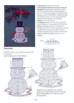 Her Crochet - Diy Crafts Crochet Christmas Ornaments, Beaded Ornaments, Christmas Crafts, Christmas Tree, Bobbin Lacemaking, Lace Art, Bobbin Lace Patterns, Lace Making, Plastic Canvas Patterns