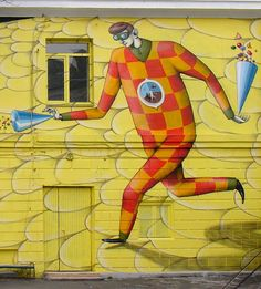 Interesni Kazki, Kiev - unurth | street art