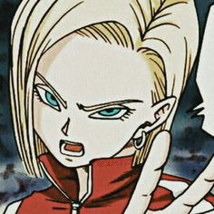 Dragon Ball Z, Anime Cover Photo, Android 18, Cover Photos, Tigger, Fun Stuff, Disney Characters, Fictional Characters, Girls Girls Girls