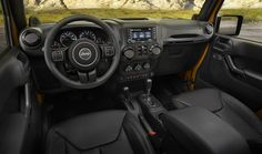 2014 Jeep Wrangler Altitude limited-edition model