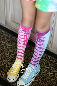 Love these knee highs!