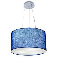 lustre pendente azul - Pesquisa Google