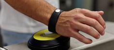 Barclays : payer avec un bracelet, un porte-clés ou un sticker !