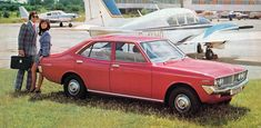 Toyota Corona Mark II UK-spec (X10) '1972–76